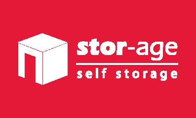 Image of Stor-age self storage logo